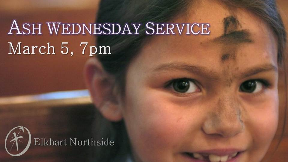 Ash Wednesday Service Blurb